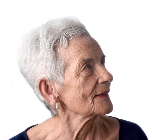 Bunica camin de batrani
